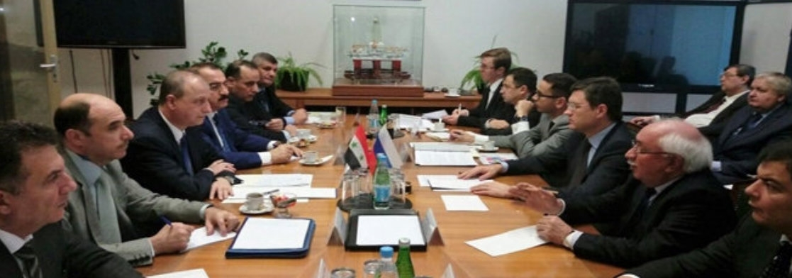 Minister of Communications and Oil: strengthen cooperation with Russia in the rehabilitation and modernization of the infrastructure of the Syrian economy